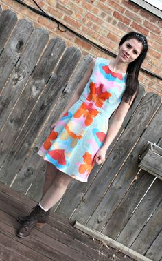 Sew Sweetness: Deer and Doe Belladone Dress and GIVEAWAY