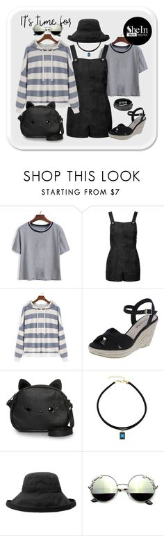 """Time For Simple Solutions"" by ul-inn ❤ liked on Polyvore featuring Topshop and Loungefly"