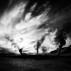 Reykjavik-based photographer Frodi Brinks has created a beautiful series of black and white photos using long exposure, of the Icelandic landscapes. Landscape Photos, Landscape Photography, Christina Rossetti, Beautiful Series, Black And White Landscape, Modern Metropolis, Iceland Travel, Dream Vacations, Digital Photography