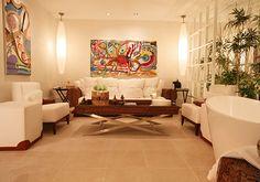 Artefacto B&C RJ - Monica Gervásio - Foto Mik Biersack #ceramicaportinari, Produto Cerâmica Portinari. Salas, Rooms, Sala.
