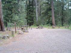 Hannagan campground