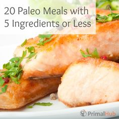 Another fantastic suggestion that paleo people love is make ahead meals. Rather than preparing a substantial meal when you walk in the door at night, take one day in the week to prepare and freeze all of your meals. Paleo Recipes Easy, Whole Food Recipes, Diet Recipes, Cooking Recipes, Easy Cooking, Cooking Ideas, Paleo On The Go, How To Eat Paleo, Paleo Life