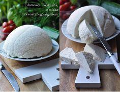 Polish Recipes, Halloumi, Kefir, Bon Appetit, Feta, Dairy, Food And Drink, Favorite Recipes, Cheese