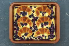 Blaubeer-Croissant-Auflauf, ein tolles Rezept aus der Kategorie Sommer. Bewertungen: 2. Durchschnitt: Ø 3,5.