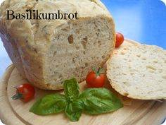 From Veggie to Vegan: Vegan Mofo - Basilikumbrot - Basil bread