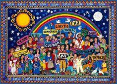 EZLN arte, lindo!