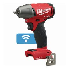 Milwaukee Fuel With One Key Cordless Hammer Drill Impact Driver Combo Kit Milwaukee Power Tools, Milwaukee Tools, Milwaukee M18, Milwaukee Drill, Cordless Power Tools, Cordless Hammer Drill, Driver Tool, Drill Driver, Good Treadmills