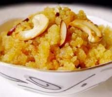 Moong Dall Halwa #indiandesserts
