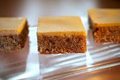babička by nevěřila...: parisérky babičky Evy - vánoční ořechové cukroví se žloutkovou polevou