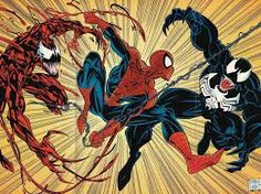 Carnage Vs Spidey Vs Venom.... Why can´t we have carnage in the movies?