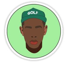 'Tyler the Creator ' Sticker by noahchavkin Tyler The Creator, Stick It Out, Mario, Stickers, Fictional Characters, Fantasy Characters, Decals