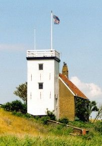 #Lighthouse - #Vuurtoren Workum / It Toarntsje - #Holland - http://dennisharper.lnf.com/
