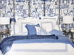 Home textiles ideas for a bedroom design #sheets #bedlinen #homeinteriors linen, bespread, duvet cover | See more at www.plumesilk.com