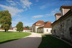 Salines d'Arc-et-Senans (Jura) - Claude Ledoux
