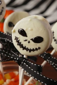 Our favorite way to get spooked is obviously by cookies.
