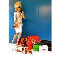 Mrs. ABFAB Barbie