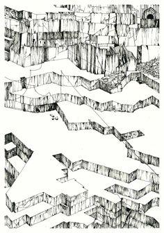 struanteague:    Structure .3 (Landscape)