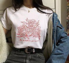 Amigos no sé porqué pero amo estas camisetas, o sea miren! Son hermosas!!