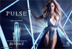 Pulse by Beyoncé - Flor de pera, bergamota congelada e acorde de Blue Curaçao, no coração Bluebird orquídea usada pela primeira vez utilizada em uma fragrância.