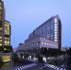 Cathedral Hill Hospital in San Francisco, United States