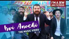 Benny - Ivri Anochi - I'm a Jew and I'm Proud - The Music Video -  בני פ...