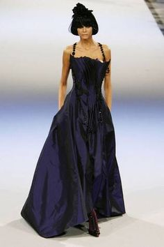 All the runway looks from Christian Lacroix: Paris Haute Couture Autumn/Winter 2006