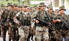 زعيم جماعة متمردة فى كولومبيا يأمر مقاتليه دخول هدنة ابتداء من غد: زعيم جماعة متمردة فى كولومبيا يأمر مقاتليه دخول هدنة ابتداء من غد