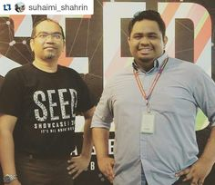 #Repost @suhaimi_shahrin with @repostapp  Student dan tok guru part 2  #SEEDS2016 #degreeshow #industrialdesign #finalyearstudent #UPM by seeds2016_