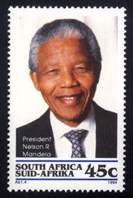 Photo about President Nelson Mandela stamp becoming South African first black president, isolated on a white background. Image of face, famous, letter - 20544739 Nelson Mandela, Art Postal, First Black President, Postage Stamp Art, Nobel Peace Prize, Stamp Printing, World Leaders, African American History, Stamp Collecting