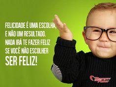 Felicidade é uma escolha e não um resultado. Nada irá te fazer feliz se você não escolher ser feliz. #felicidade #feliz #escolha #resultado