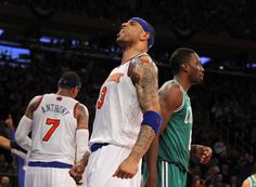 Game 2: Knicks vs. Celtics