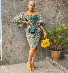 2020 Most Incredible Latest Trending And Creative Ankara Long Gowns Styles For African Women To Rock African Print Dress Designs, African Print Dresses, African Print Fashion, African Dress, Africa Fashion, African Design, African Prints, African Style, African Fabric