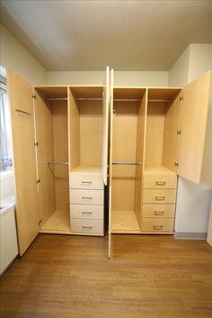 Hello closet space!!