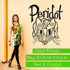 TGIF! Celebrate at Peridot Boutique in Cooper-Young #midtownismemphis #lookgood