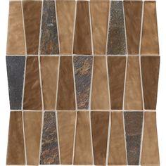 Backsplash option chenille white silver screen 1 x for Regal flooring arizona