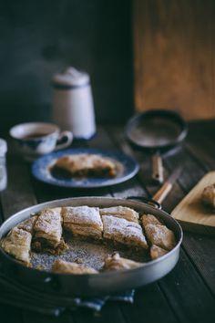 Baklava pumpkin pie