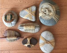 Stone Crafts, Rock Crafts, Fun Crafts, Diy And Crafts, Crafts For Kids, Arts And Crafts, Beach Rocks Crafts, Diy Projects To Try, Art Projects