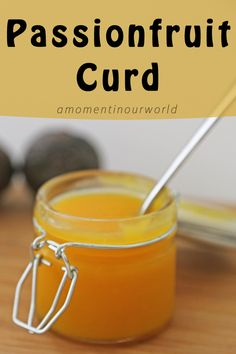 I was cleaning out the kitchen when I found quite a few passionfruit that were not looking as good as they should have been, so I decided that I would have to use them up pretty quickly. I thought, why not try some passionfruit curd as it can be used in a variety of ways; in …