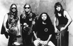 Slayer is one of the most successful and influential thrash metal bands in…