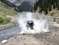 Colorado Trail, Road Trip To Colorado, Colorado Mountains, Florida Keys Islands, Polaris Off Road, Best Atv, Jeep Trails, Atv Riding, San Juan Mountains