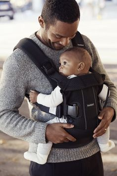 fe546377a01 BabyBjorn Baby Carrier One Air Step Parenting