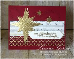 Stampin' Up! Star of Light
