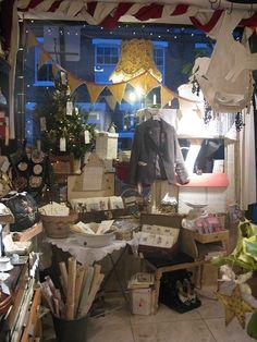 Jessie and Buddug shop interior. 158a Columbia Rd, East London.