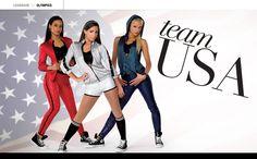 team USA - dance