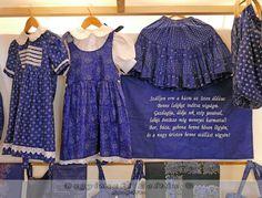 Kékfestő Múzeum - Pápa - Dunántúl - Hungary fotó Bagyinszki Zoltán Blue Prints, Folk Dance, My Heritage, Travelogue, Indigo Blue, Hungary, Folk Art, Kids Fashion, Cozy