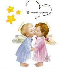 Good night sister and all, sweet dreams❤.