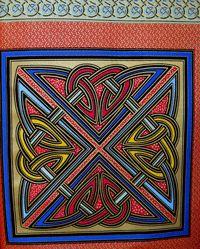F116-30 - Celtic 3 - Red Panel
