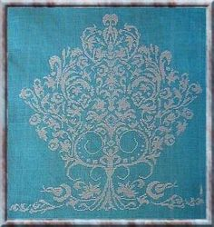 Tree of Time - Cross Stitch Pattern