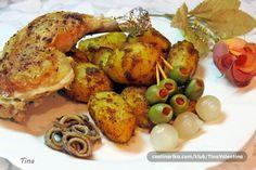 Pikantan krompir sa indijskim začinima.Ko voli začinjeno neka proba.