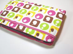 How to sew a kindle case ~ tutorial